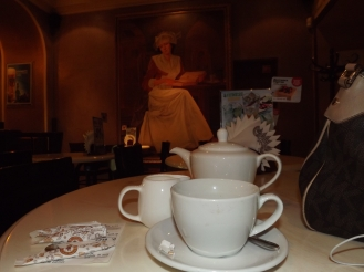 Russian Tea, St. Petersburg